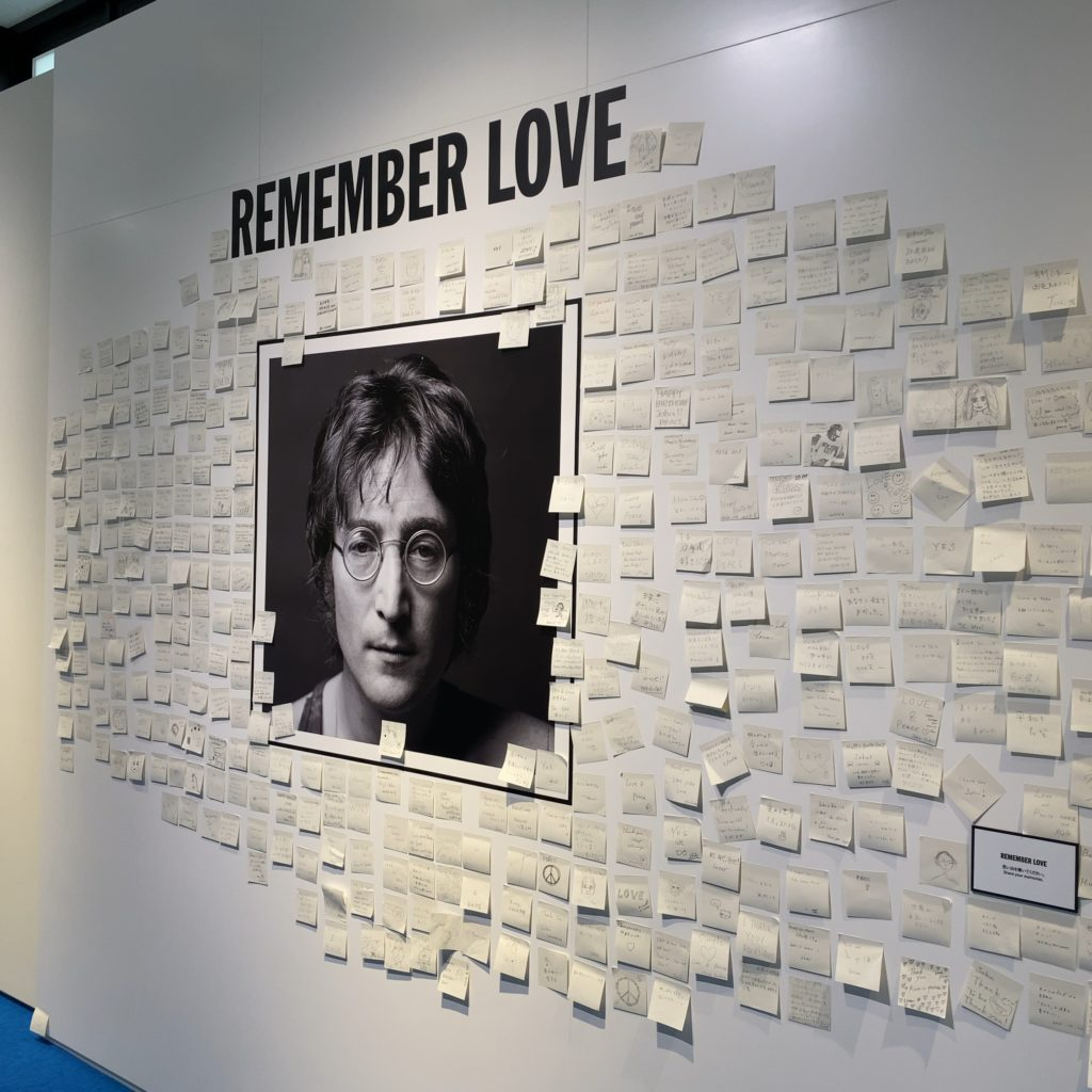 DOUBLE FANTASY John&Yoko Remember Love