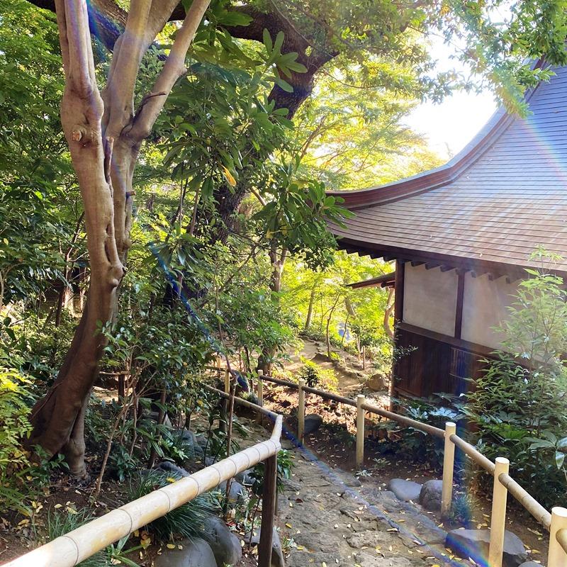 旧村川別荘新館