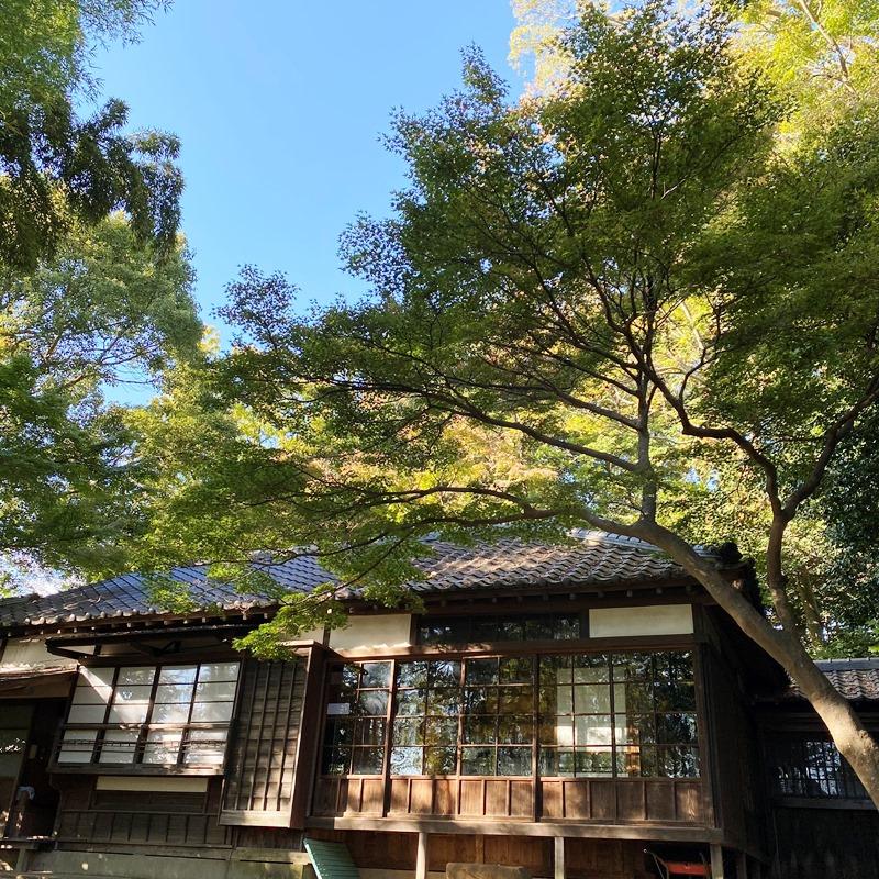 旧村川別荘の母屋