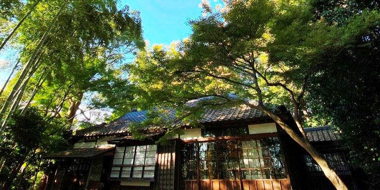 旧村川別荘母屋