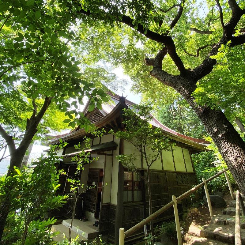 旧村川別荘新館外観