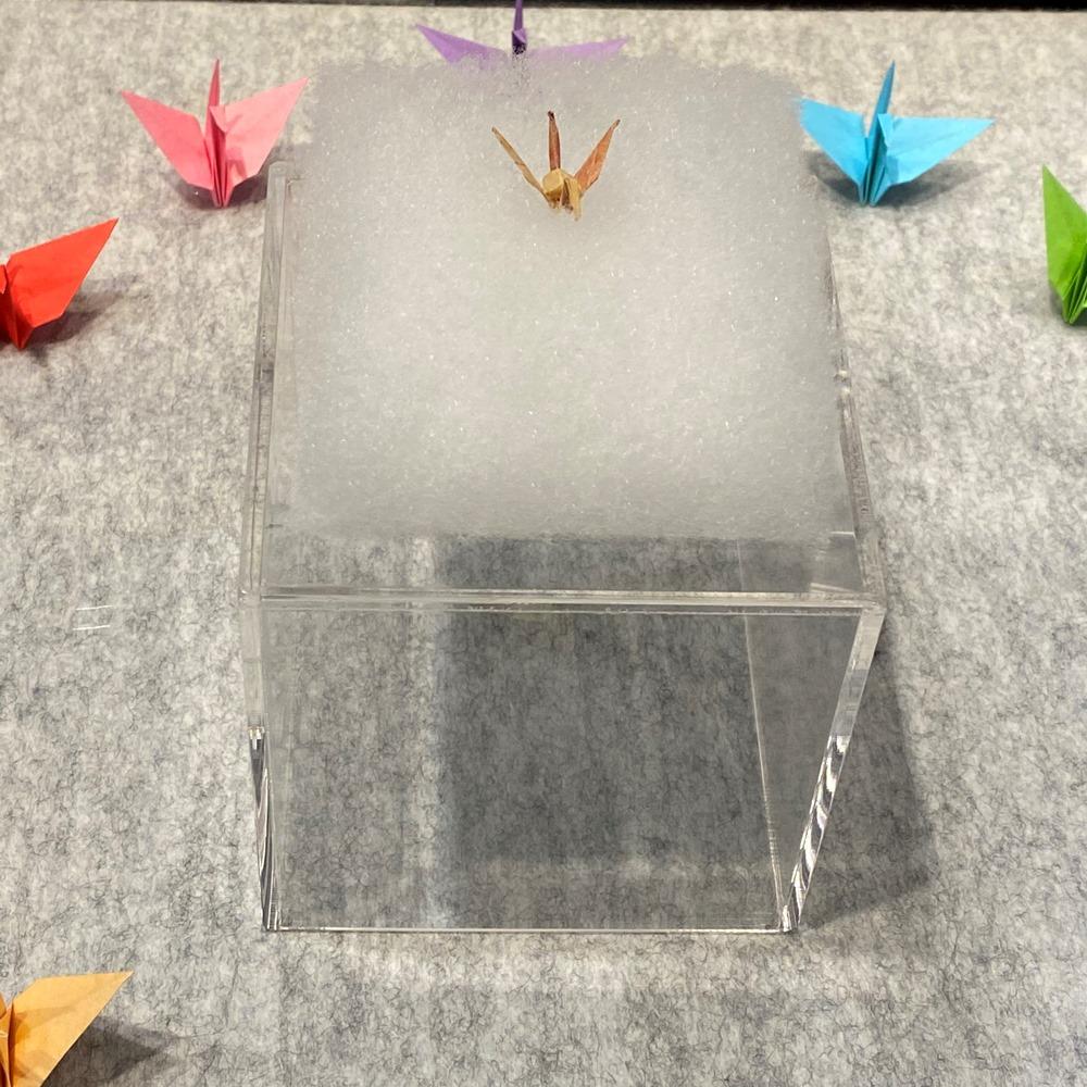 平和の折り鶴