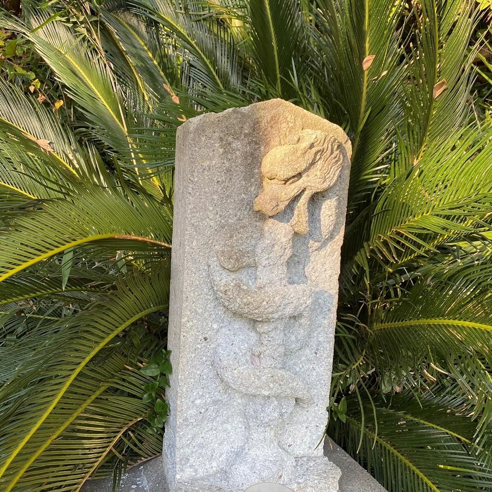 倶利伽羅竜王像