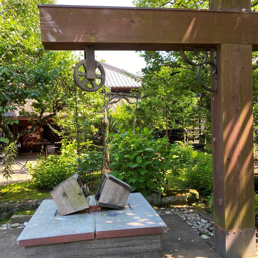 旧吉田家住宅歴史公園井戸