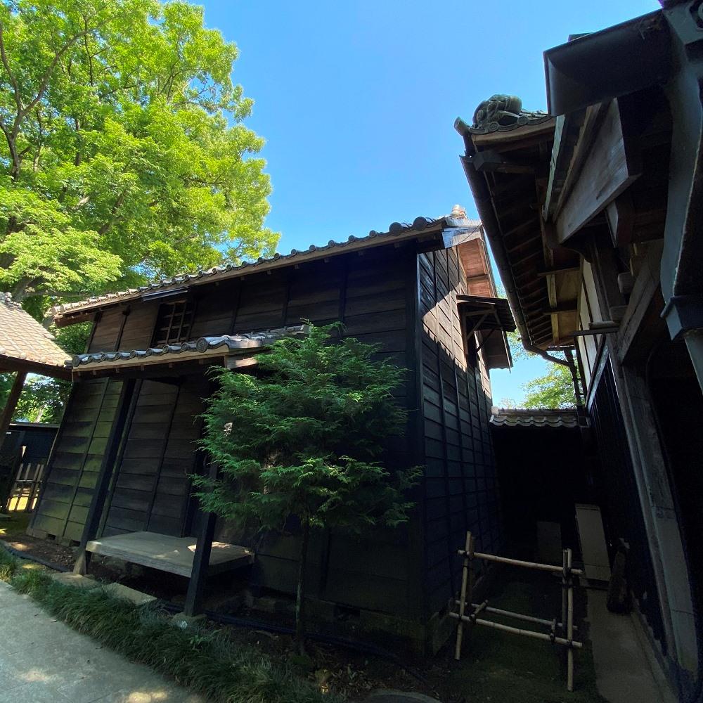 旧吉田家住宅歴史公園道具蔵