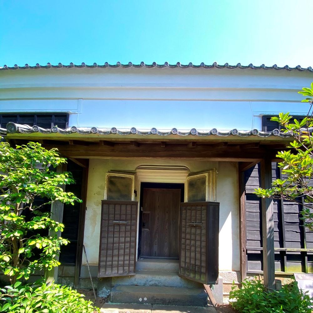旧吉田家住宅歴史公園向蔵
