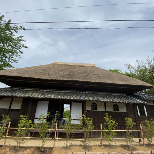 旧手賀沼教会堂2021